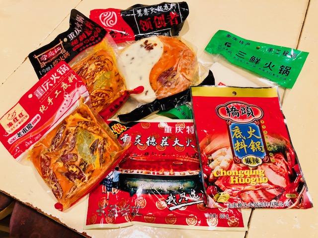 渋谷「とうか」で見つけた火鍋の素