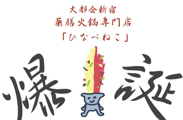 【お知らせ】火鍋ファイターが新宿に火鍋屋をOPEN!!2021夏ご期待ください!